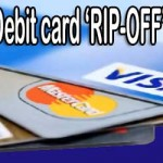 Credit and Debit card RIP-OFF fees stopped