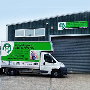 Furnistore - New Warehouse
