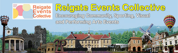 Reigate Events Collective - Banner