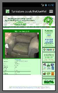 Android App - Furnistore - Customer