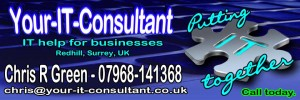 Your-IT-Consultant - Putting IT together