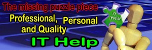 Your-IT-Consultant - The missing puzzle piece - Professional, Personal and Quality - IT Help