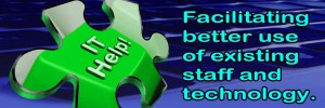 Your-IT-Consultant - Facilitating better use of existing staff and technology
