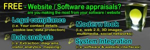 Your-IT-Consultant - FREE - Website / Software appraisals