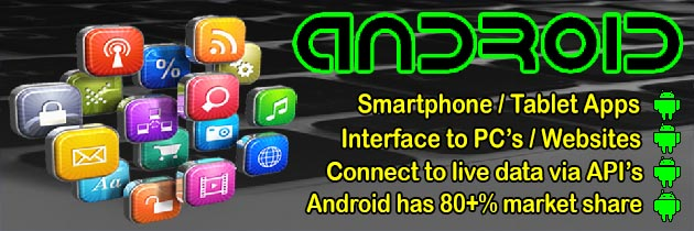Android Apps - Your-IT-Consultant
