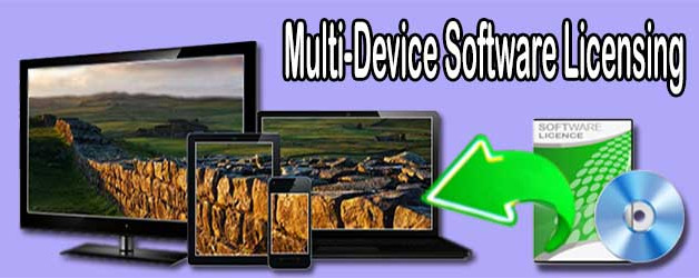 Multi Device Software Licensing