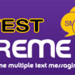 Txtreme – Send SMS example