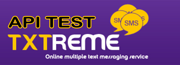 Txtreme, API Test - online multiple text messaging service