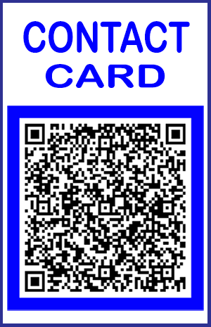 Chris R Green, Redhill, Surrey - Your-IT-Consultant - Putting IT together - QR Contact Card