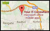Your-IT-Consultant - Map